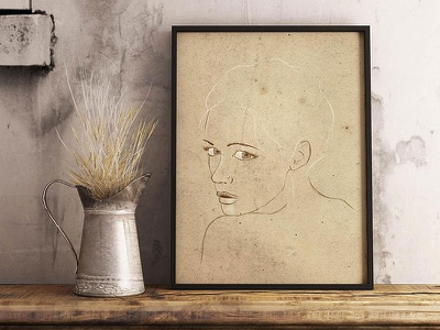 Artwork - This is Rob portrait photoshop digital art art