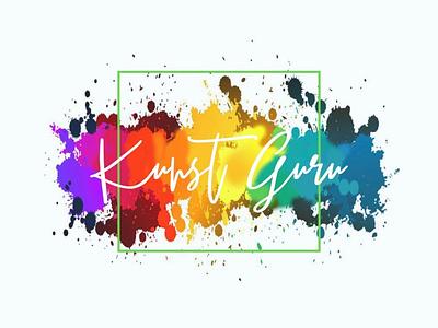 Watercolor Logo watercolor logo watercolor illustration watercolor art watercolor painting watercolour watercolor