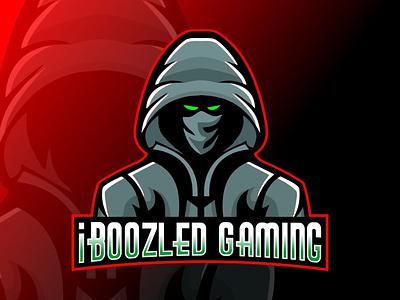 Gaming Mascot Logo hacker mascot logo hoodie character lgoo hoodie mascot logo gaming mascot logo