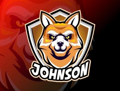 Dingo mascot logo
