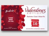 Valentines banner l Valentine Promo