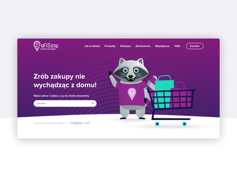 Trafiszop branding website illustration figma webdesign ui design design uidesign