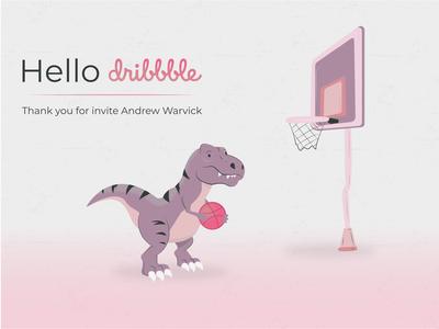 Hello Dribble !