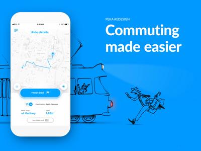 Commuting made easier