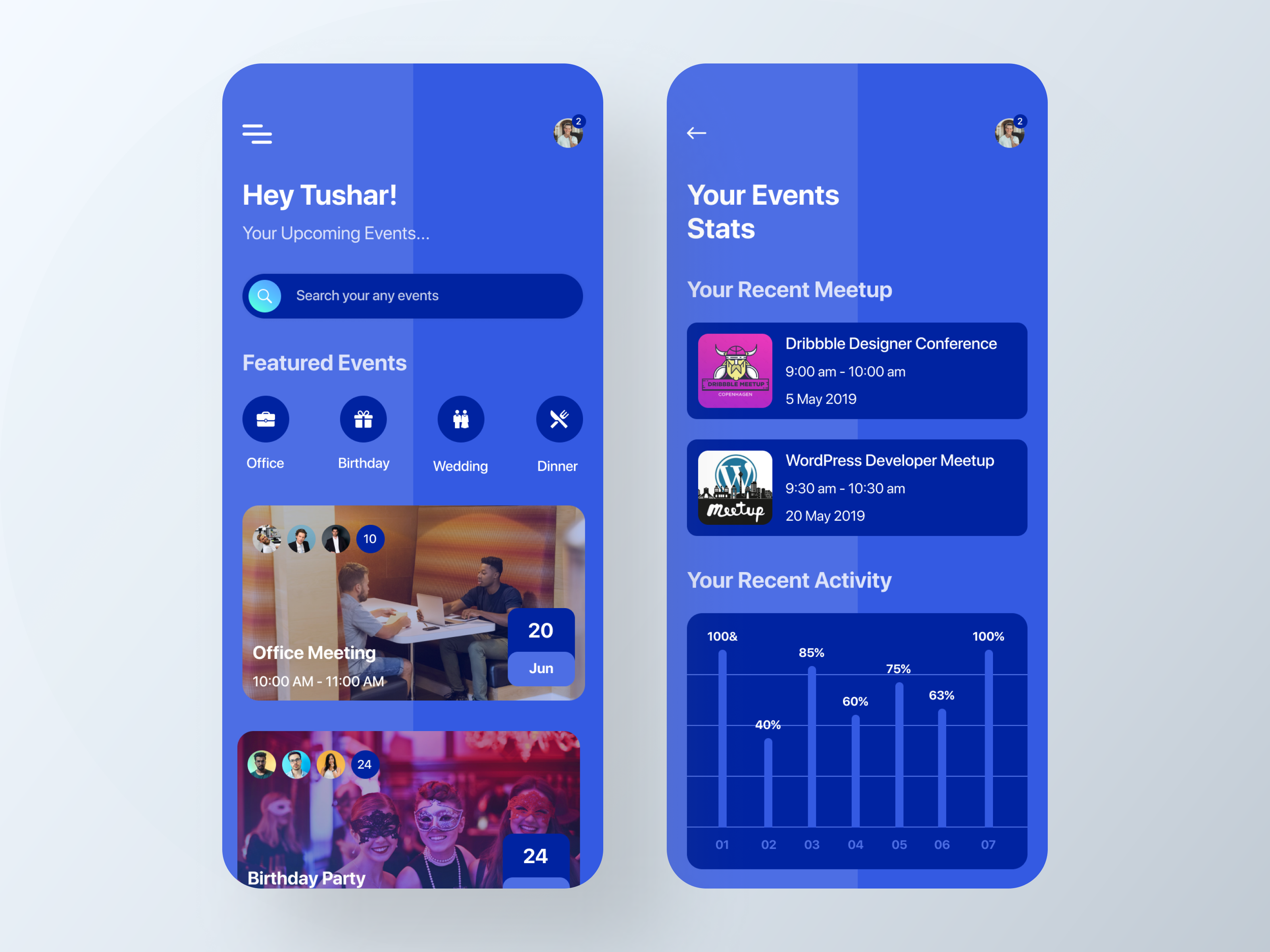 22   events app