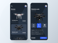 Drone Product App