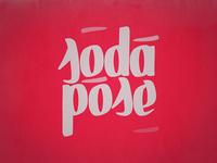 Soda Pose
