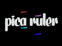 Pica Ruler