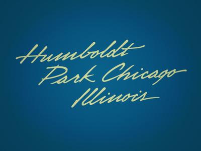 Humboldt Park Chicago Illinois