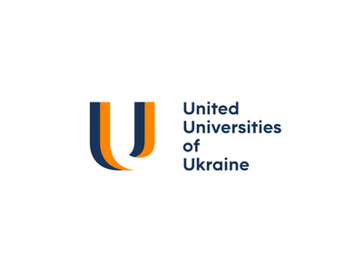 Logo design for UUU 2020 design university association ukrainian ukraine universities united logodesign logo design logotype logos logo