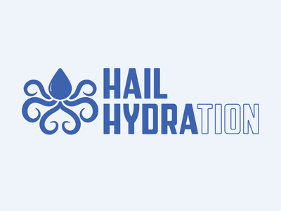 HAIL HYDRAtion! water marvel comics hydra tee apparel graphic tee type graphic design design