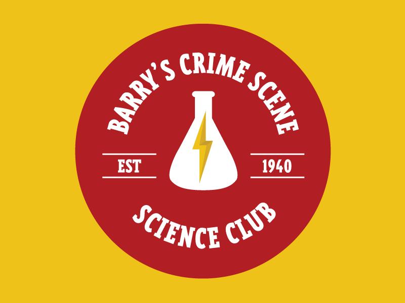Barrys Crime Scene Science Club comics science club the flash dc