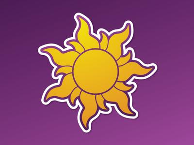 Tangled Sun