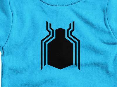 Hey Kids comics marvel t-shirt emblem icon peter parker spider-man spidey