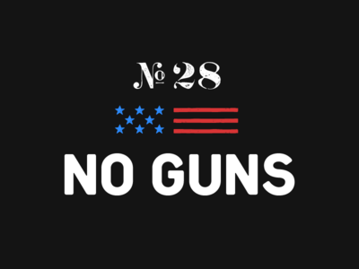 The 28th Amendment graphic tee tee apparel
