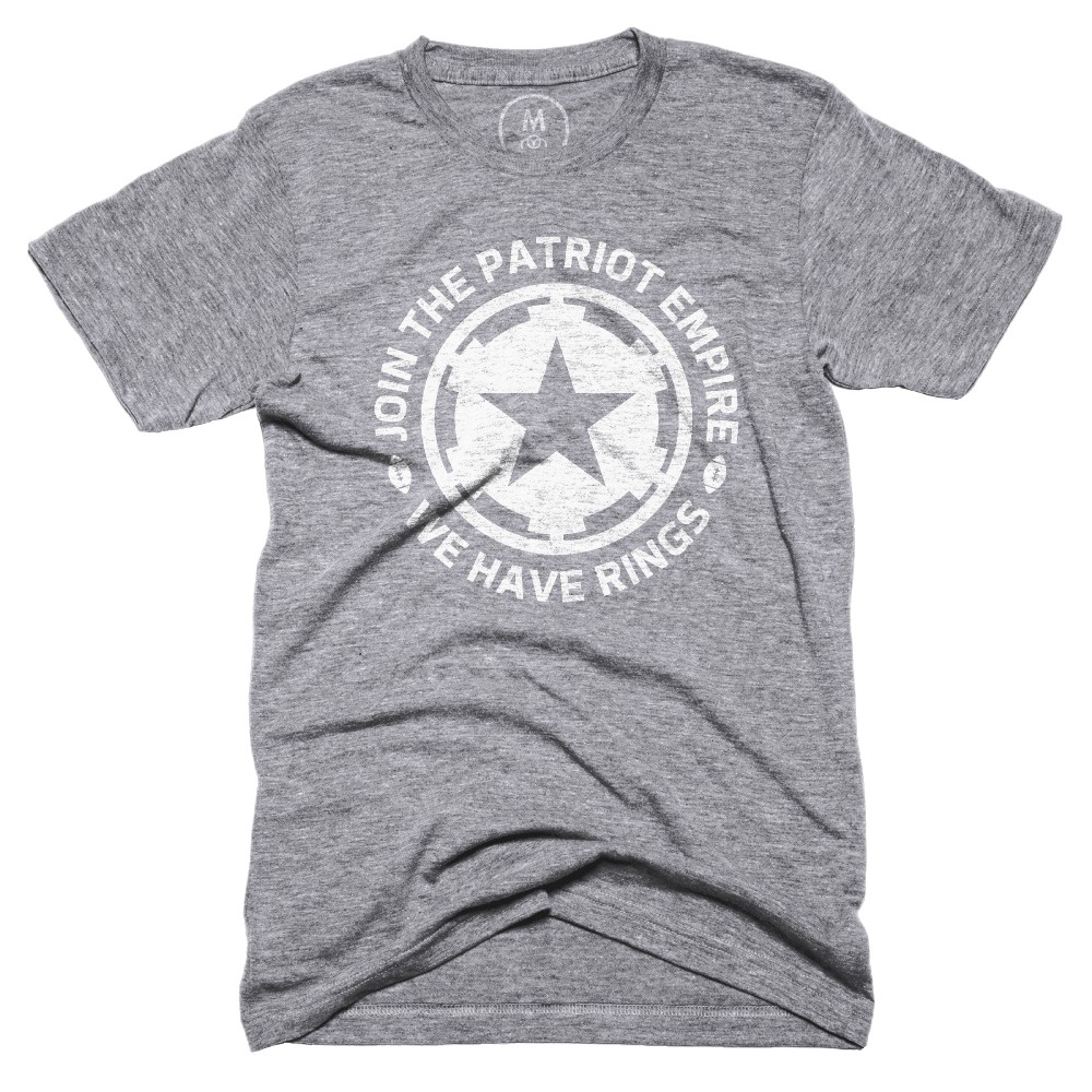 Join the empire   tri blend   men   tee   premium heather