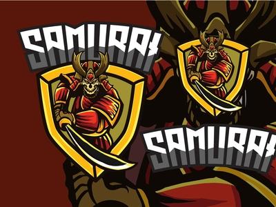 Samurai Warior 01
