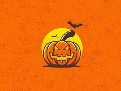 Halloween Pumpkin vector illustration vector art illustraion illustration art pumpkin illustration pumpkin halloween weekly challenge weekly warm-up weeklywarmup halloween design halloween pumpkin halloween bash sun vector design landscape landscape design srabon arafat illustration