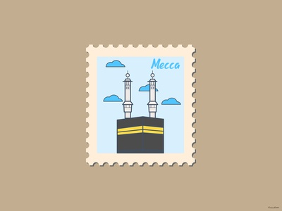 Weekly Warmup | Mecca Stamp