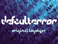 defaulterror ~ Original Logotype