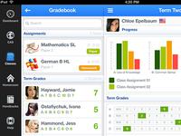 iPad School App