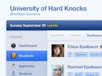 University of Hard Knocks