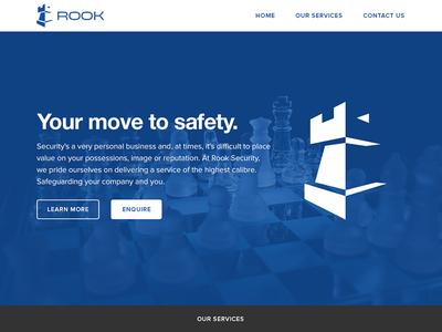 ♜ Rook Security ~ Website