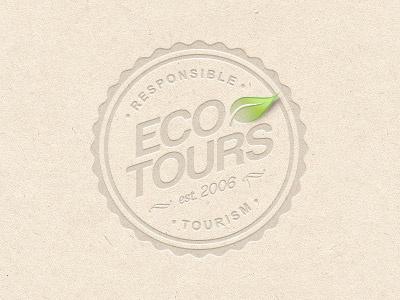 Responsible Tourism responsible tourism badge eco tours africa leaf emblem