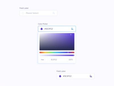 Nose Picker interface ui picker purple colour color