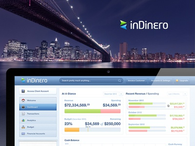 inDinero ~ Accounting, Taxes & Payroll for Businesses