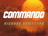 Commando ~ Kickass Armytype
