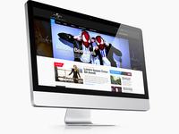 Universal Music Group ~ circa 2012 failure wireframe website ux ui pitch universal music group navigation interface blueprint attachment