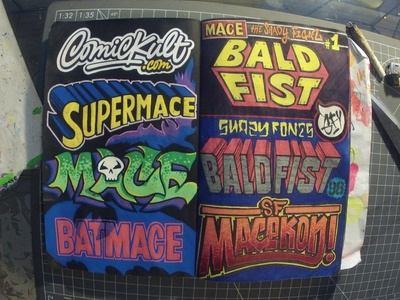 #INKTOBER Day 22: ComicKult.com