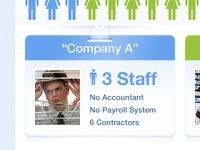 """""""Company A"""""""