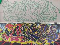 Mace graffiti