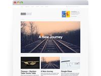 NEW mmminimal website