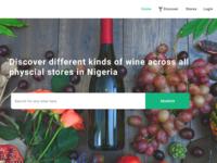 A Wine Ordering Website