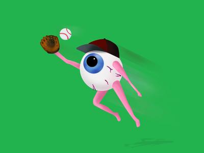 (Fl)Eye Ball