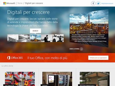 Microsoft Digitali Per Crescere medium enterprises small enterprises digitalization project digital microsoft website
