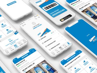 Decathlon App - UI Design decathlon android ios app uidesign ui  ux