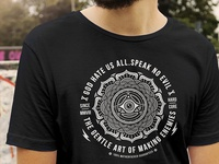Speak no Evil - God hate us All T-shirt