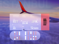Airline Ticket Form