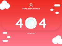 404 Airline Page