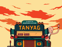 Tanyag illustration