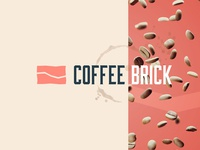 Coffee Brick Logo