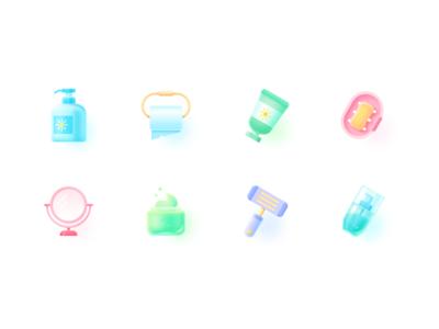 Icons-Bathroom