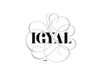 iGyal. Personal tag.