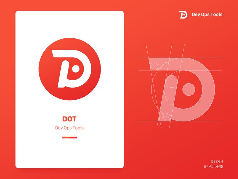 DOT LOGO app logo ui