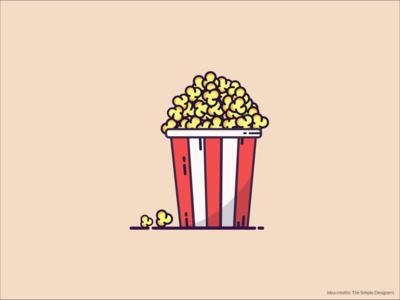 Day 1 popcorn