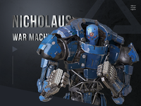 a war machine